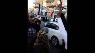 Diyarbakır'da Silvan protestosu Periscope'dan canlı yayınlandı