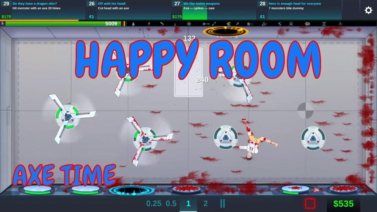 Happy room gameplay HD - Happy Room Axe | Doovi Happy Room