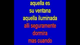 Yo Pago  Esta Noche -  Domenico Modugno -  karaoke   Tony Ginzo