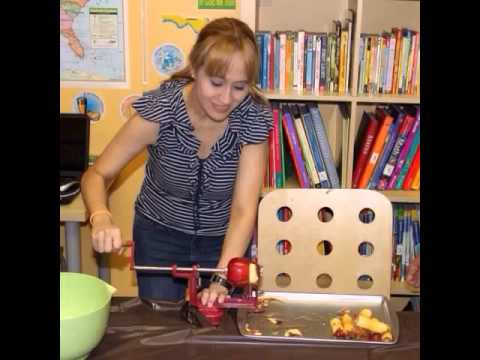 Cooking with kids @Sunshine Learning Miami??