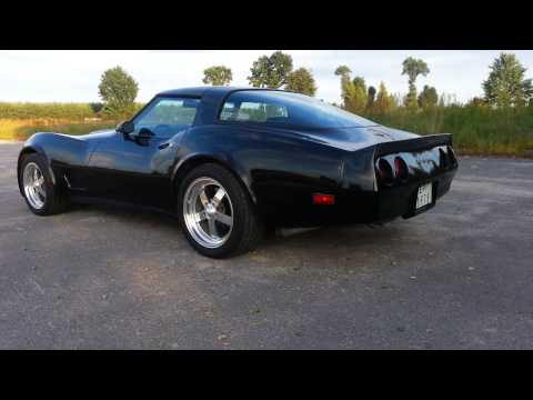 1982 Chevrolet Corvette C3 350 TPI (tuned port injection) review