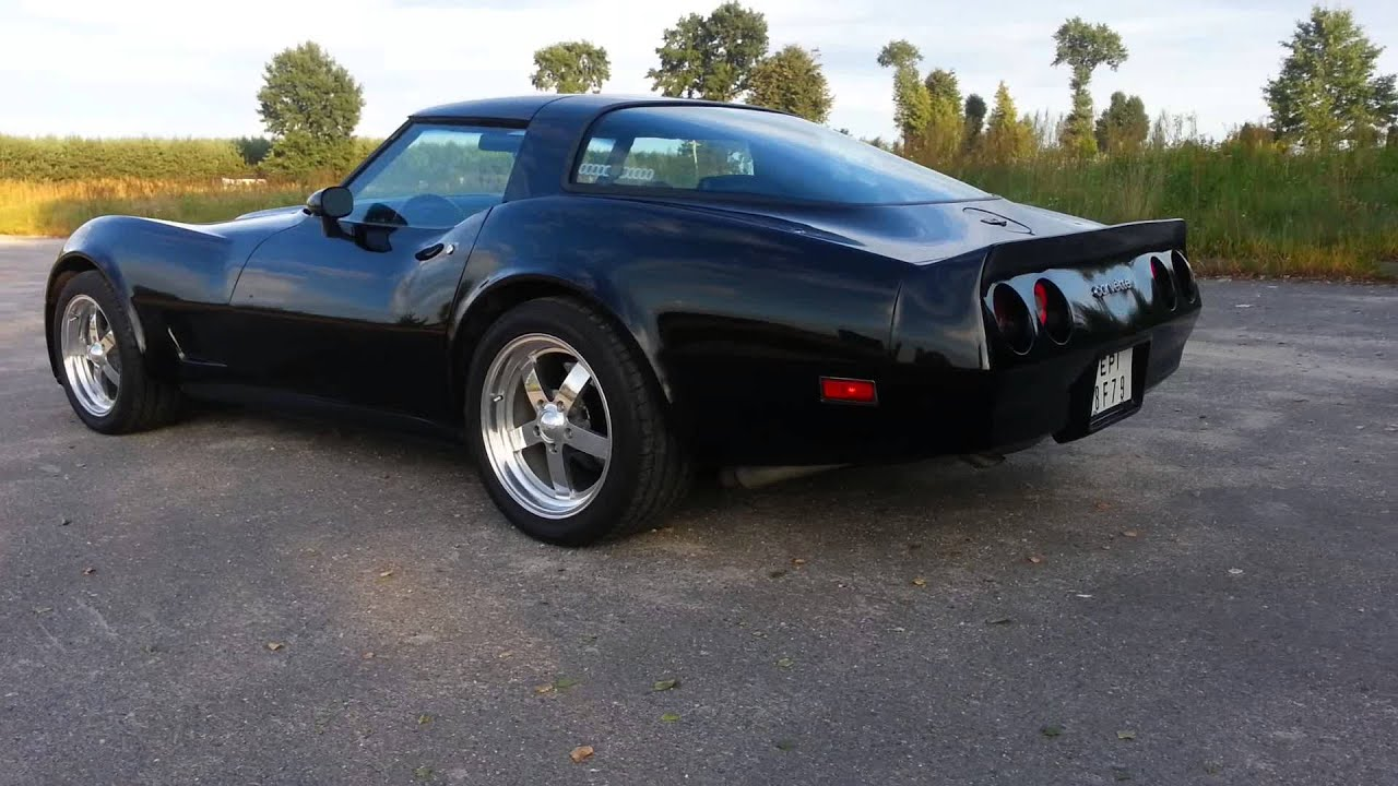 1982 Chevrolet Corvette C3 350 TPI (tuned port injection) review