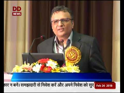 Prasar Bharati CEO addresses International Conference on Terrestrial and Satellite Broadcasting