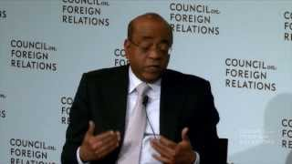 HBO History Makers Series with Mo Ibrahim