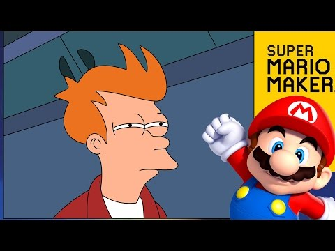 Futurama  Theme  Super Mario Maker  Music