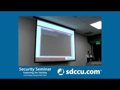 Internet Security Seminar - Remote Hackers