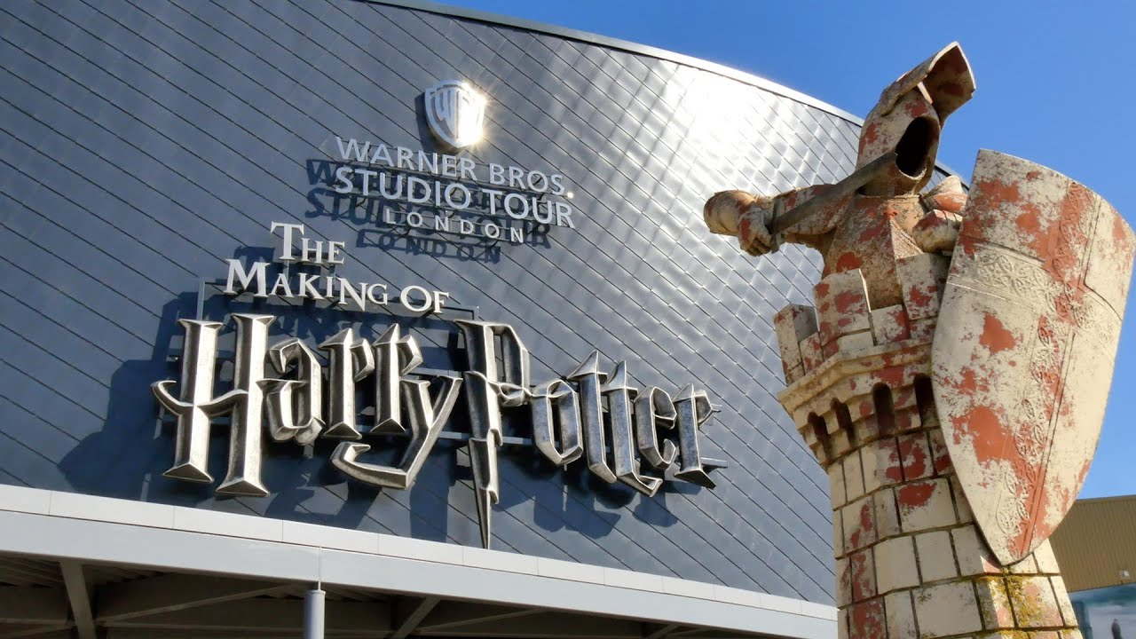Warner Bros Studio Tour London The Making Of Harry Potter With Transportation 2021