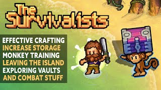 The Survivalists - STARTER GUIDE + TIPS | Watch This Before Playing!