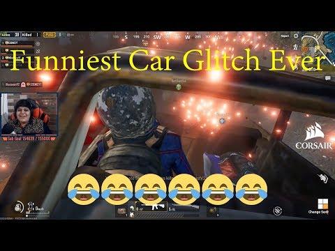 Funniest Car Glitch Ever 😂😂😂😂
