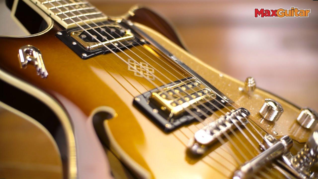 max guitar short duesenberg alliance series j with loop
