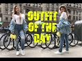 OOTD NYC OFF WHITE STREET STYLE || Chantel Jeffries