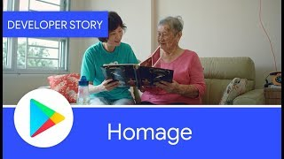 Android Developer Story: Homage finds success on Google Play with Start on Android thumbnail
