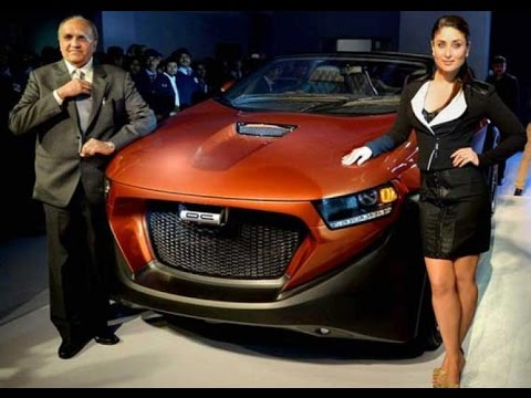 Bollywood actress Kareena Kapoor Launches New Car