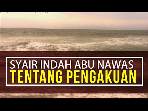 Renungan Indah Syair Abu Nawas Gontor Ilahilas Al I'tiraf Pengakuan