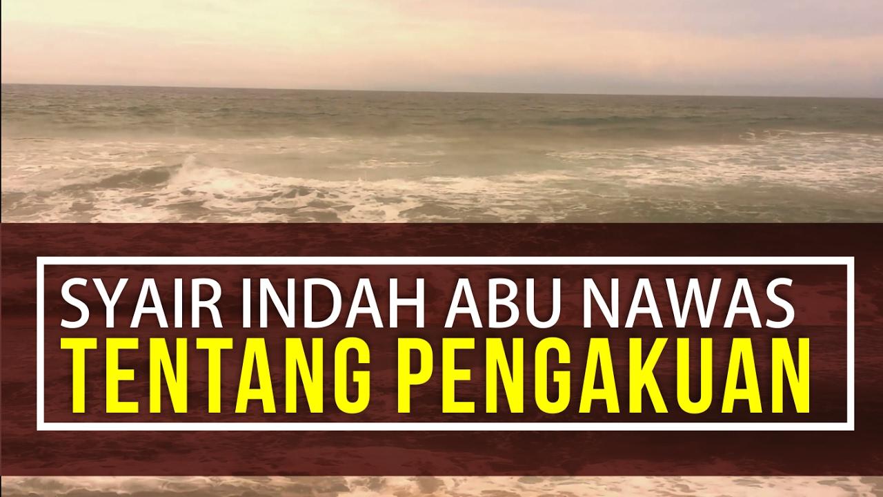 Download Syair Abu Nawas Ilahilas
