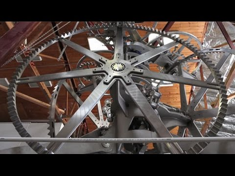 The Long Now Foundation's 10,000 Year Clock