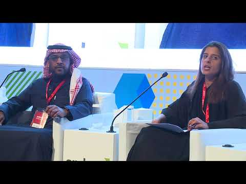 Fireside Chat with Graphene Ventures about Hot Global Investment Trends - ArabNet Riyadh 2017