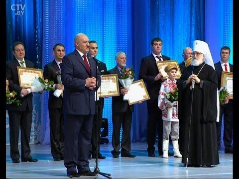 Лауреатами премии «За...