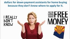 Maricopa County Down Payment Assistance Home Buying Program