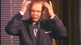 ORMOND MCGILL HYPNOTIST 1950s MOVIE COOL FOOTAGE