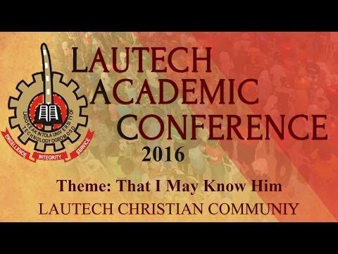 LAUTECH Academic Conference Live Stream