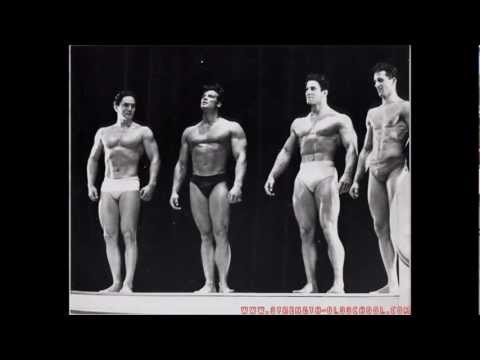 The Classic Physiques of Reg Park and Steve Reeves