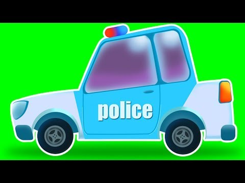 Police Car Formation | New Kids Show | Cartoon Video For Childrens by Kids Channel