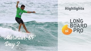 Highlights: Oi Longboard Pro, Maresias, Day 02