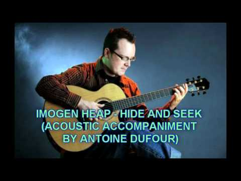 Imogen Heap and Antoine Dufour - Hide and Seek [HD]