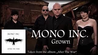 MONO INC. - Grown (Official Audio)