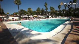 La Baume Campsite, Riviera & Provence, France | Eurocamp.co.uk