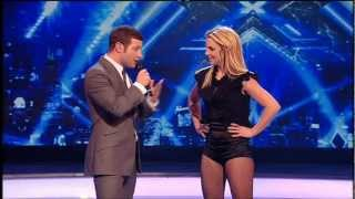 Britney Spears Womanizer X Factor Live HD