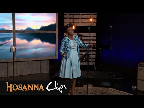 Si La Mer Se Déchaîne - Hosanna Clips - Dena Mwana