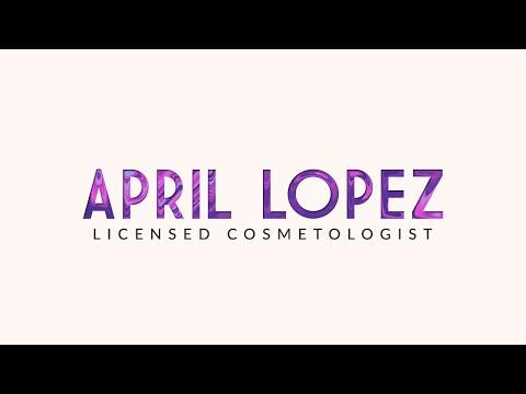 Congrats April Lopez!