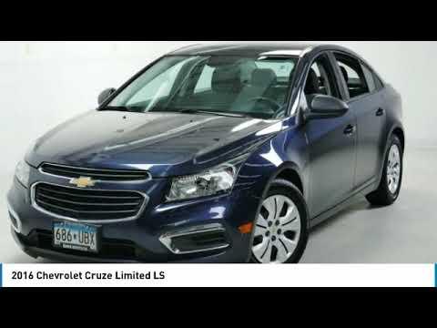 2016 Chevrolet Cruze Limited LS Minnetonka Minneapolis Wayzata,MN 25977A