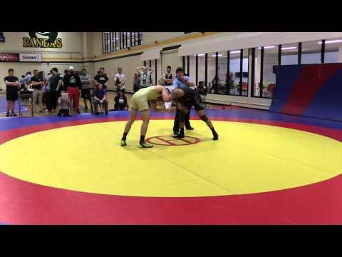 2015 Golden Bear Invitational: 82 kg Final Jasmit Phulka vs. Steven Clark