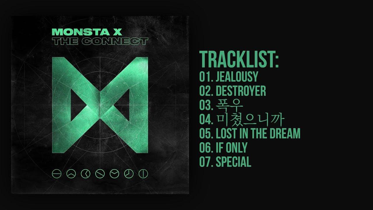X Album [Full Album] MONSTA X(...