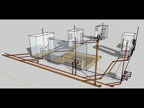 4- Plumbing complete course - Water Supply and Drainage System