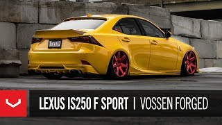 "Lexus IS250 F Sport | ""Boston's LEXVIP"" 
