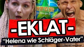 Dschungelcamp 2016 - Tag 13: STREIT ESKALIERT! Thorsten VS Helena! Menderes SIEGT in Prüfung