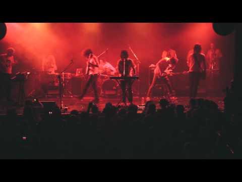 "Octafonic ""Wheels"" (Live @ Roxy)"