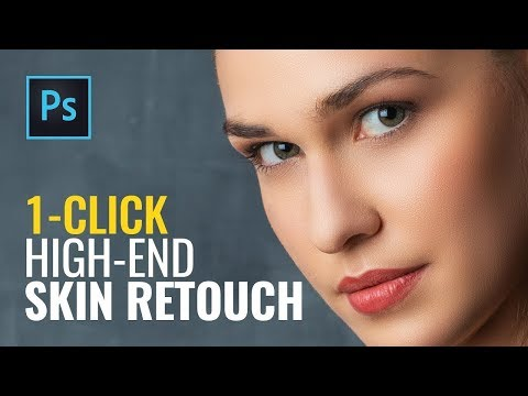 Skin Softening in 1 Minutes / Photoshop Tutorial 2019 thumbnail