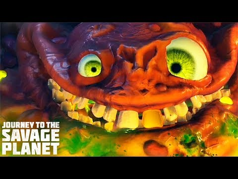 Видео: ФИНАЛ ► Journey to the Savage Planet #7