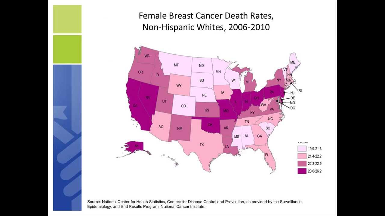 Shocking breast cancer statistics