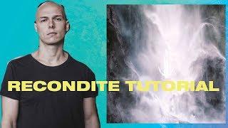 How To Make Dark Melodic Techno Like Recondite [+Samples]