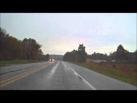 """""""US 71 Arkansas - Mena to Fort Smith"""""""