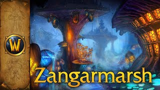 World of Warcraft - Ambience - Zangarmarsh (With Music)