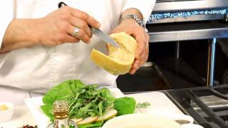 Sargent Choice Cooking: Pear Carpaccio