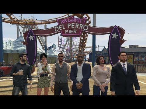 """Boardwalk Mafia: Episode 1"" - GTAV RP"