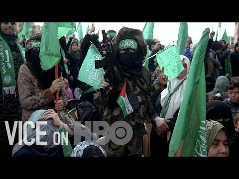 The Palestinian Divide | VICE on HBO, Battle For Jerusalem (Extra)
